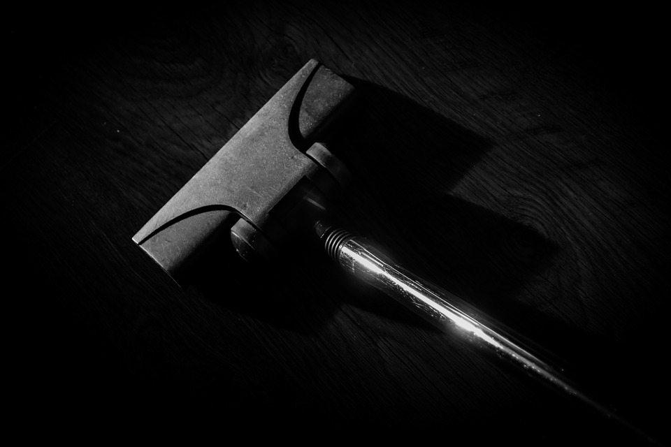 Historien om støvsugeren